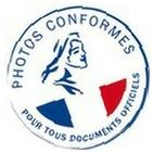 Photo d'identité biométrique ANTS conforme pour tous documents officiels